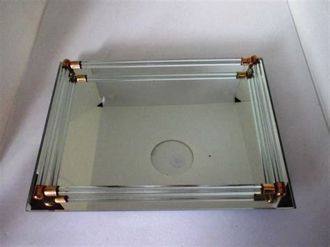 glass bathroom tray vintage glass vanity tray glass vanity tray and models