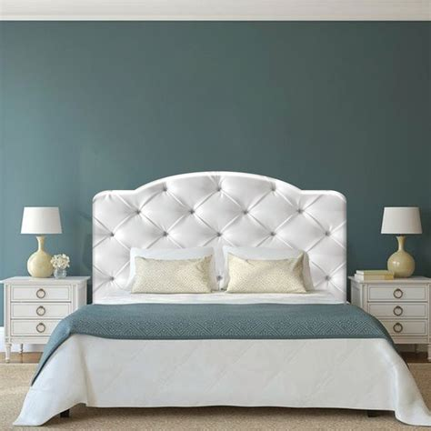 designs for headboards for beds master bed with curved tufted upholstered headboard in