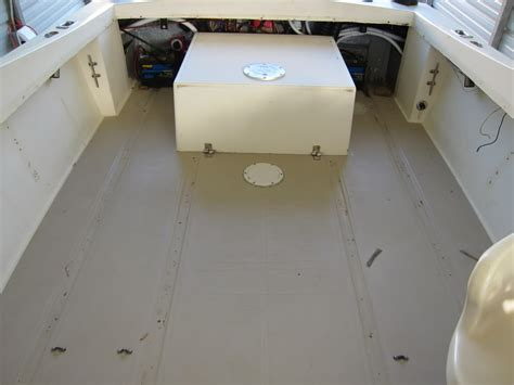 need help with fixing cracks painting deck of the cockpit the hull boating and