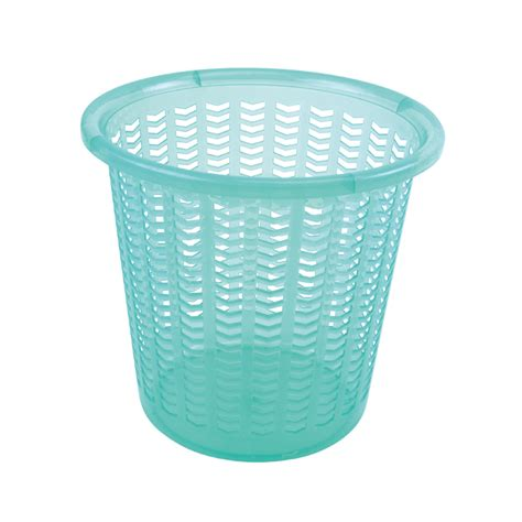 with plastic plastic waste basket office products dustbin top quality