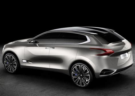 Peugeot 6008 Premier Hybride Rechargeable Du Lion En 2017