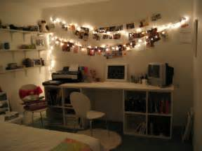 ways to decorate your room with lights city lights