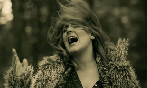 adele never give up adele thinks quitting smoking has made her a worse singer