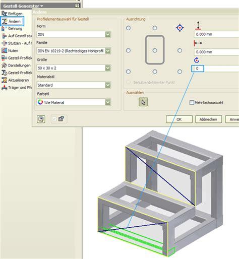 gestell inventor autodesk inventor faq gestell generator die basics