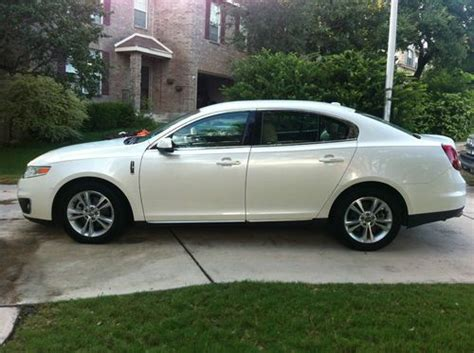 automotive air conditioning repair 2011 lincoln mks parental controls purchase used 2011 lincoln mks base sedan 4 door 3 7l in schertz texas united states for us