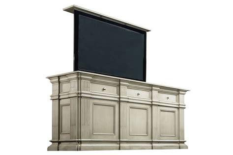 Tv Riser Cabinet by Flat Screen Tv Riser Greenwich Retractable Tv Lift Cabinet