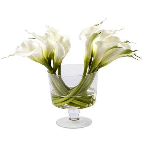 calla arrangement iv home decor