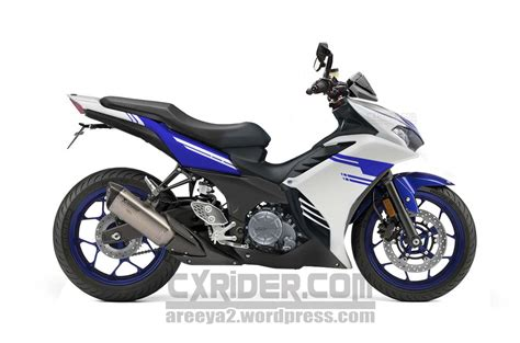 Modifikasi Jupiter Mx by Konsep Modifikasi New Jupiter Mx 135 Berbody Belakang New