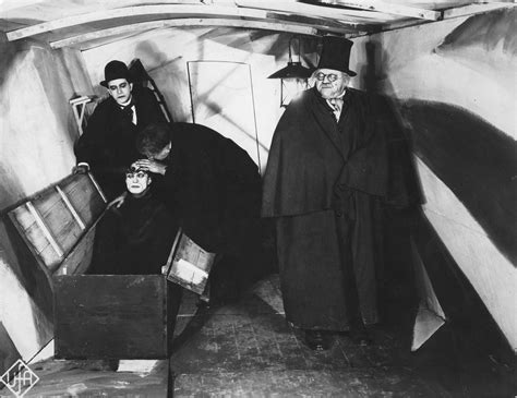 Cabinet Of Caligari by The Cabinet Of Dr Caligari 1920 Monovisions