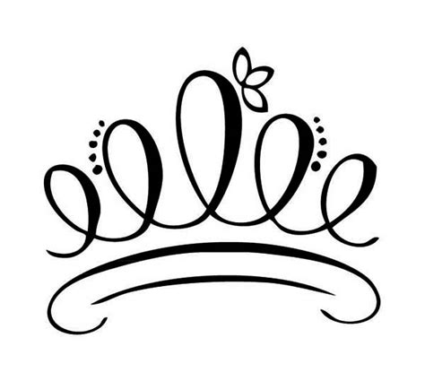 crown logo coloring pages