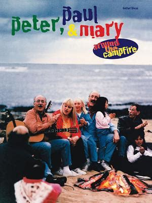 peter paul and mary michael row the boat ashore other recordings of this song peter paul mary around the cfire guitar tab book