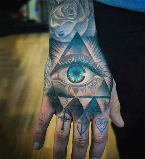 blue eye tattoo top 100 eye designs for a complex look closer