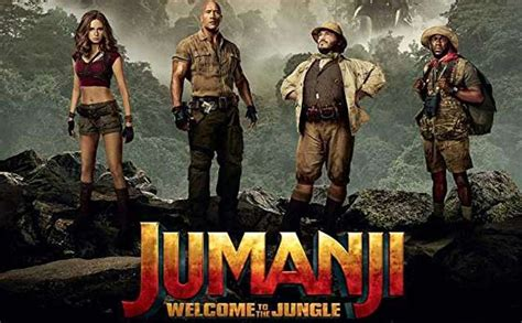 jumanji film review jumanji welcome to the jungle movie review fun freshness