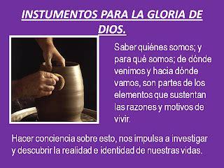 Olor a Gloria: Instrumento para la gloria de Dios #1 Instrumentos De Dios