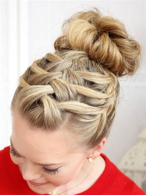 Criss Cross Hairstyles by 16 Stunning Braided Hairstyles Pretty Designs