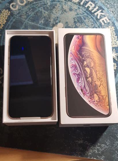 iphone xs  gb gold nuevo mediavida