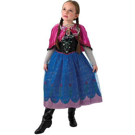 frozen light up dress light up disney frozen anna costume medium 163 40 00