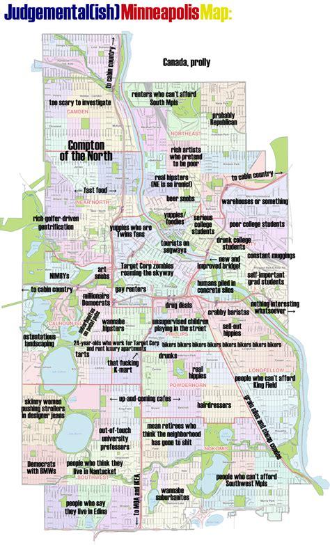 Judgmental Maps Minneapolis Mn Copr 2013 Judgmental