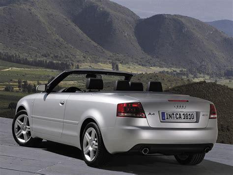 audi convertible 2008 audi a4 cabriolet specs 2005 2006 2007 2008
