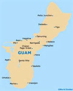 Guam Map World by Map Of Guam Territory Of Guam Maps Mapsof Net