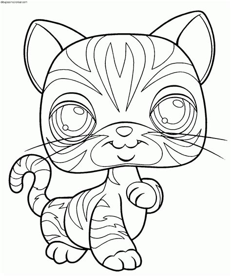 imagenes para pintar trolls dibujos de personajes de littlest pet shop para colorear