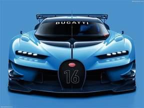 Gran Turismo 5 Bugatti Bugatti Vision Gran Turismo Comes To For Frankfurt