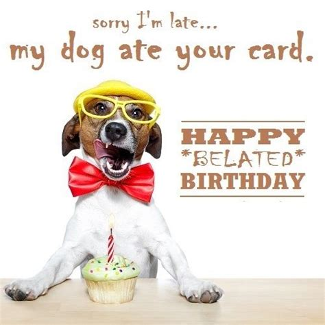 fb late funny belated birthday wishes happy birthday quotes and