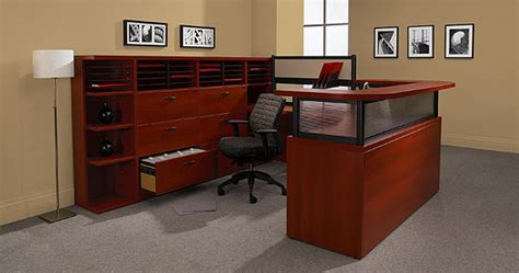 Global Zira Reception Desk Office Furniture Toronto Reception Desks Toronto