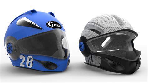 solidworks tutorial helmet outer shell full face helmet stl step iges
