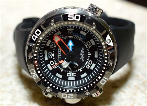 citizens dive watches diving with citizen promaster aqualand depth meter