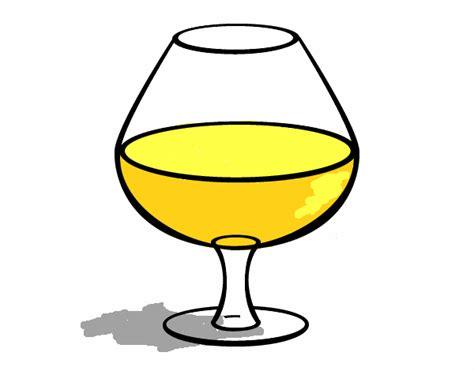 disegni bicchieri disegno bicchiere di vino colorato da utente non