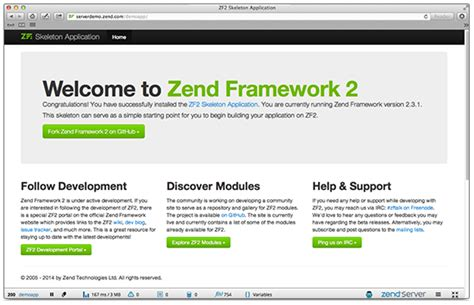 zend framework 2 disable layout and view write better applications on wp magento drupal and zf