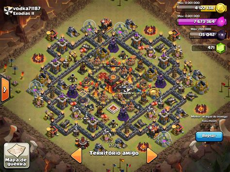 layout coc for war clash of clans base designs for town hall 10 town hall 9