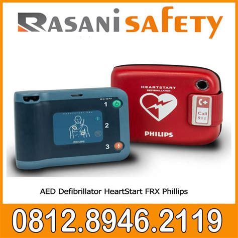Harga Defibrillator Portable Murah 1 aed defibrillator heartstart frx phillips murah jual aed