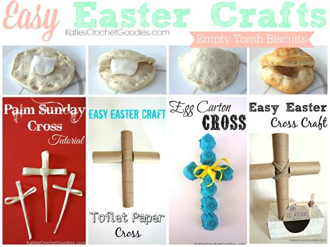 easy religious crafts easy religious crafts for easter crosses and more