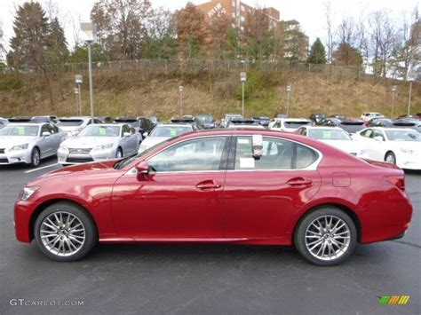 red lexus 2014 2014 riviera red lexus gs 350 awd 87999069 gtcarlot com