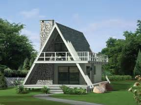 A Frame House Plans With Loft a frame cabin plans with loft
