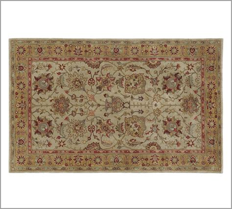 New Pottery Barn Handmade Persian Brant Area Rug 8x10 Pottery Barn Rugs