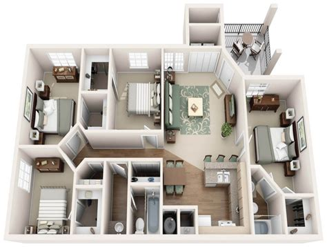 4 Bedroom Apartments Near Me by 4 Bedroom Apartments Near Me Your Home Idea