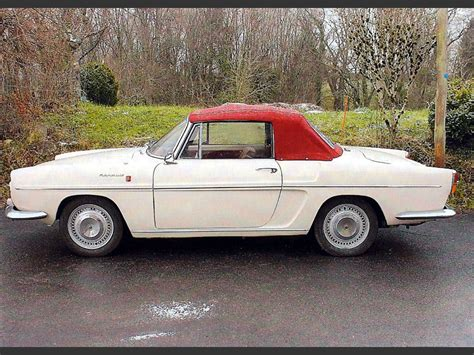 renault floride 1963 renault floride related infomation specifications