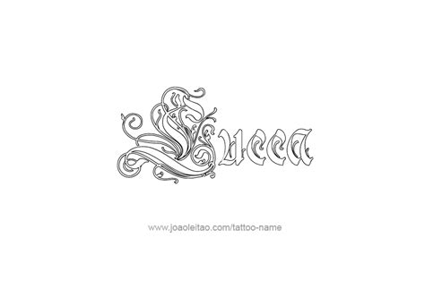 christian lucca tattoo lucca name tattoo designs