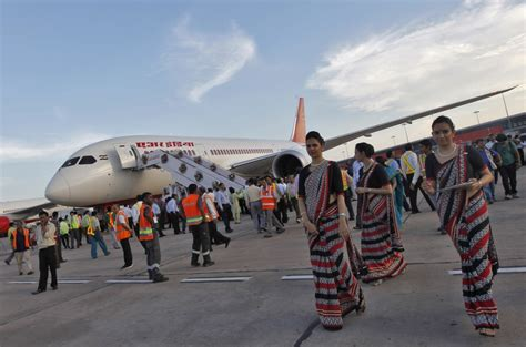Infus Air air india plans to fly three weekly flights between new delhi india to tel aviv israel from