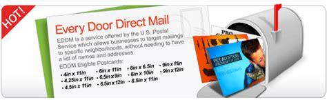 every door direct mail template gallery templates design