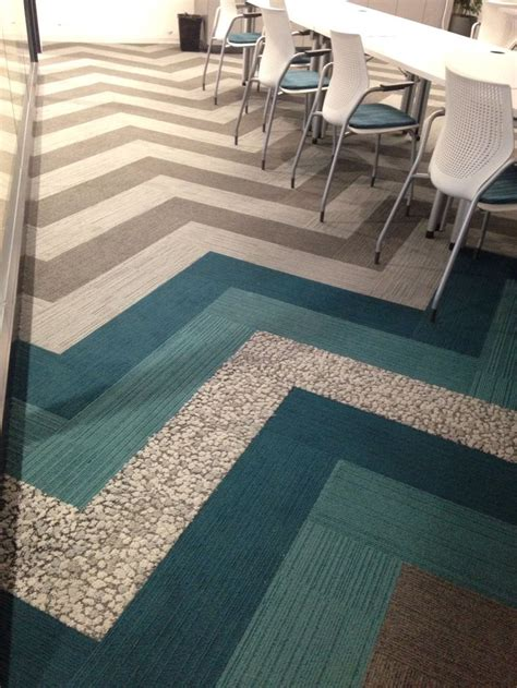 corporate carpet interface on line in a chevron with human nature hn840