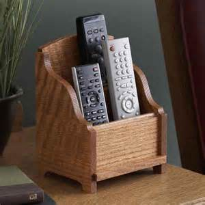 remote holder woodworking plan from wood magazine