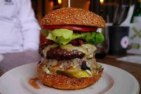 Why Did The Burger Kitchen pictures for gourmet burger kitchen 13 14 maiden wc2e 7ne