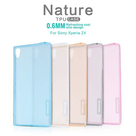 Back Cover Sony Xperia Z4 Original Tutup Belakang Batre for sony xperia z4 original nillkin luxury silicon transparent soft for sony xperia z3