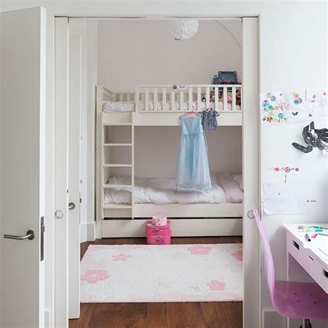 white company bunk beds white children s bedroom with bunk bed decorating