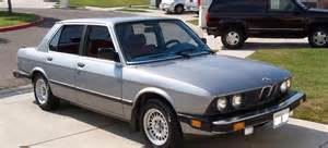 bsquire 1988 bmw 5 series specs photos modification info