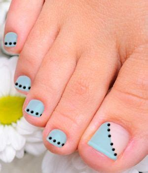 Simple Toenail by And Easy Toenail Designs Toenail Designs